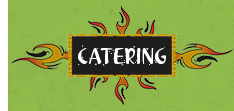 Catering menu of mi Pueblo Mexican Restaurant in Sarasota